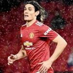 Cavani convence al Manchester United / Manutd.com