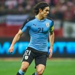 El uruguayo termina contrato con el PSG a final de temporada   FOTO:SELECCIÓN URUGUAYA