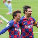 """El centro del campo futuro del FC Barcelona """"Foto: La Vanguardia"""""""