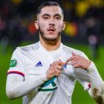 """La joya francesa que quiere el Real Madrid para suplir a Karim Benzema """"Foto: Olympique Lyonnais""""."""