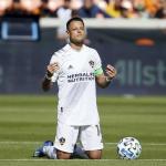 Chicharito tiene los días contados en la MLS. Foto: MLS