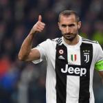 Chiellini, con la Juventus / twitter