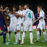 Real Madrid, en un clásico  / twitter