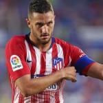 Los atléticos respiran; Koke está de vuelta. Foto: Atlético de Madrid