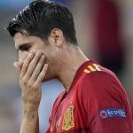 Con Álvaro Morata como titular no vamos a ningún lado