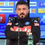 """El Napoli ya piensa en el sustituto de Gattuso """"Foto: Fútbol Radio Fórmula"""""""