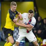 El contrato de Meunier con el Borussia Dortmund. Foto: Sport