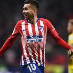 Correa con el Atlético / Atlético