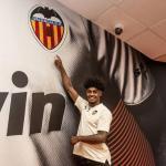 ¿Qué hará el Valencia con Thierry Correia?