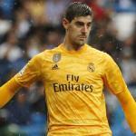 Los mejores números de Thibaut Courtois en el Madrid