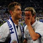 Cristiano y Coentrao (EFE)