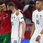 "No será en 2021, pero Ancelotti quiere soñar con el tridente Cristiano-Mbappé-Benzema ""Foto: OK Diario"""