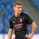¿Cuándo verá Zidane que Odegaard es TOP para el Real Madrid? / Depor.com