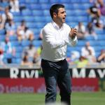 David Gallego en un partido con el Espanyol. / lacontradeportiva.com
