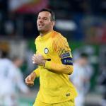 Cuatro opciones para sustituir a Handanovic en el Inter de Milán / Inter.it