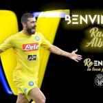 El Villarreal anuncia el fichaje de Raúl Albiol / Twitter