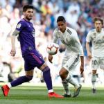 Varane, ante el Celta de Vigo (Real Madrid)