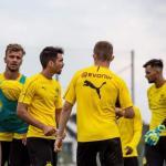 El Borussia Dortmund ficha a 'Relu', mediocentro del AD Alcorcón (BVB)