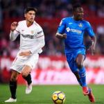 """El Valencia quiere apurar sus opciones de fichar a Djené """"Foto: Estadio Deportivo"""""""