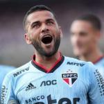 Dani Alves no se mueve del Sao Paulo / Besoccer.com