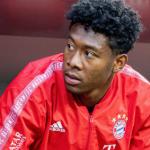 """Bombazo en el Bayern de Múnich: David Alaba declarado transferible """"Foto: Transfermarkt"""""""