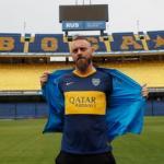 Riquelme hizo todo lo posible porque De Rossi siguiera en Boca | La Nación