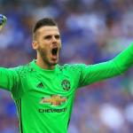 David de Gea acuerda su renovación con el Manchester United / Premier League