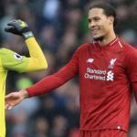 """El imponente cambio defensivo del Liverpool """"Foto: SER"""""""