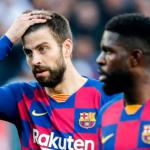 """La inconsistencia defensiva del FC Barcelona """"Foto: Nación Deportes"""""""