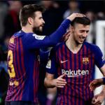 """El inesperado problema que se le avecina al FC Barcelona en la defensa """"Foto: Marca"""""""