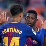 Dembélé y Coutinho a precio de saldo en el Barcelona / Depor.com