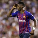 El Barcelona declara intransferible a Dembélé