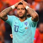 El Dortmund elige a Depay como recambio de Sancho