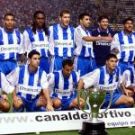 El día que el Deportivo rompió el trío ganador de LaLiga