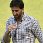"""Diego Milito abandonó Racing por desavenencias con la directiva """"Foto: La Comu de Racing"""""""