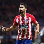 Diego Costa celebrando un gol con el Atlético. Foto: Rtve.es