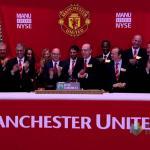 Directiva del Manchester United. Foto: Youtube.com