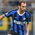Divorcio total entre Godín y el Inter de Milán / Foxsports.com