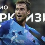 Claudio Marchisio / Zenit.