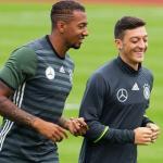 """""""Ozil, la pieza clave para que Boateng fiche por el Fenerbache./ Foto: Twitter"""""""