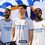 Las dos próximas salidas del Real Madrid. Foto: Adidas