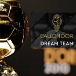 """Ya es oficial el Dream Team del Balón de Oro """"Foto. Marca"""""""