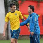 Hermoso y Rubi (RCD Espanyol)