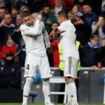 Ramos y Lucas (Real Madrid)