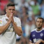 Real Madrid y AC Milan negocian el traspaso de Luka Jovic