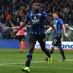 Duvan Zapata, la nueva alternativa de la Juventus   FOTO: ATALANTA