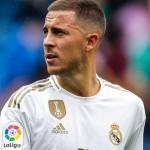 Eden Hazard todavía no carbura. FOTO: REAL MADRID