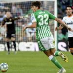 """El Betis trabaja en la renovación de Edgar González """"Foto: Marca"""""""