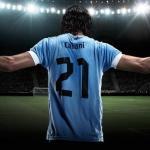 Edinson Cavani, actual jugador del PSG. Foto: Youtube.com