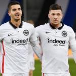 El Eintracht insiste en un intercambio entre Luka Jovic y André Silva